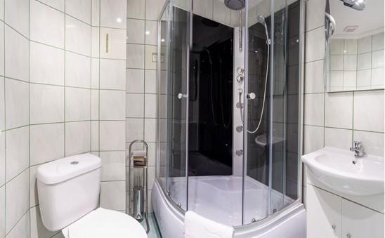 Łazienka pokoju nr. 4