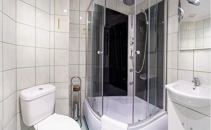 Łazienka pokoju nr.4
